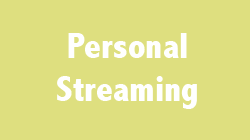 """Streaming"""